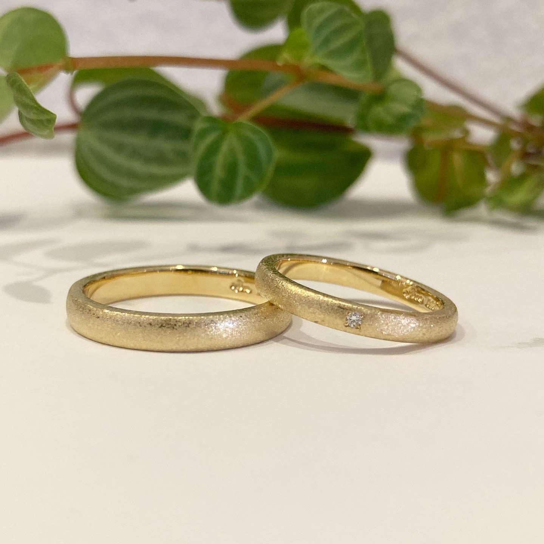 結婚指輪~オリジナルテクスチャー~